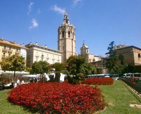 Plaza Reina Valencia