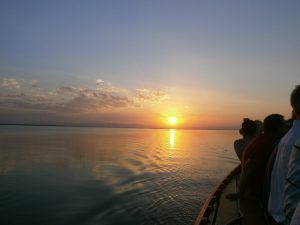 Enjoy with our guided tour to the lake of the Albufera of Valencia of the most romantic plan giving a pleasant boat ride on the lake in the middle of nature and enjoying at the same time the most beautiful sunset you have ever seen.