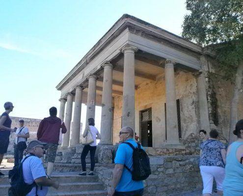 Visita guiada al Castillo de Sagunto para conocer su historia y su origen