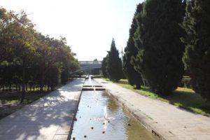 Visita guiada a los Jardines del Rio Turia Valencia