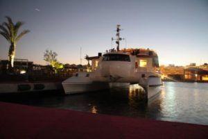 Cena romántica en el mar Valencia San Valentín